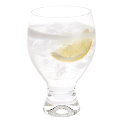 Home Bar Set of 4 gin goblet glasses, H14cm - 43cl, clear