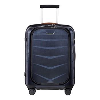 Lite-Biz Spinner suitcase, 55 x 40 x 23cm, midnight blue