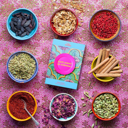 Date Night Spicebox subscription, 6 months