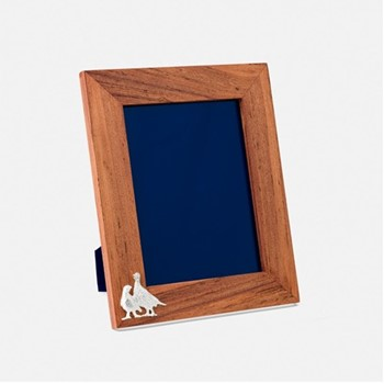"Portrait photo frame 8"" x 6"""