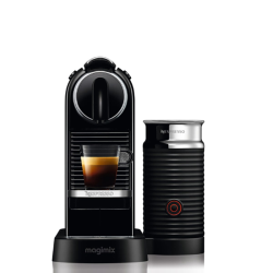 CitiZ & Milk - M195 Coffee machine by Magimix, Black
