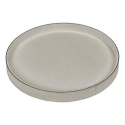 Polo Round tray, 37.5cm, grey