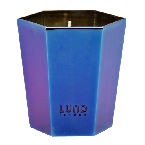 Luxe Lidded Candle, H7.5 x W9cm