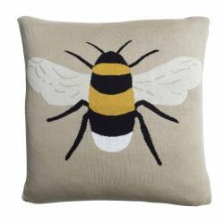 Bees Cushion, L50 x W50cm, Multi