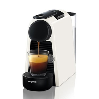Essenza Mini - 11365 Coffee machine by Magimix, pure white