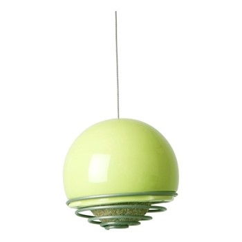 Birdball Belle Bird feeder, Dia9cm, lime
