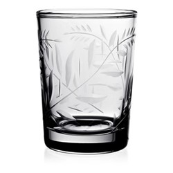 Country - Jasmine Tumbler vase, 10cm, clear