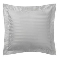 Millennia Square pillowcase, 65 x 65cm, silver