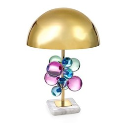Globo Table lamp, W45.72 x H63.5cm, multi