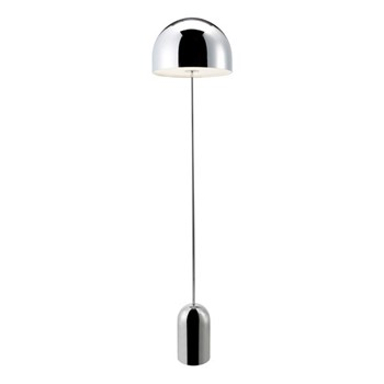 Bell Floor lamp, H173 x L40 x W40cm, mirrored style