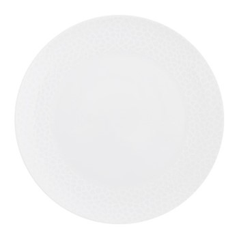 Port Cros Side plate, 16cm, white