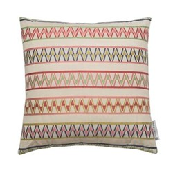 Palopo Cushion, 50 x 50cm, pink multi
