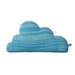 Cloud Small cushion, L26cm, blue