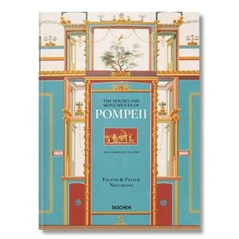 Valentin Kockel, Sebastian Schutze Fausto & felice niccolini. the houses and monuments of pompeii