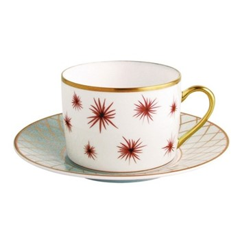 Etoiles Teacup and saucer