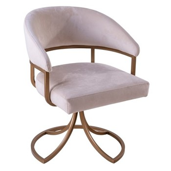 Sherry Chair, W63 x H81 x D64cm, oyster
