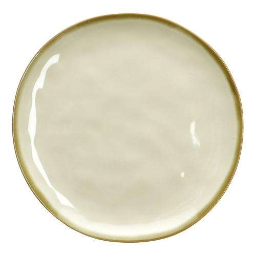 Concerto Set of 4 salad plates, Dia20cm, Ivory