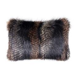 Signature Collection Cushion, 30 x 45cm, brown quail