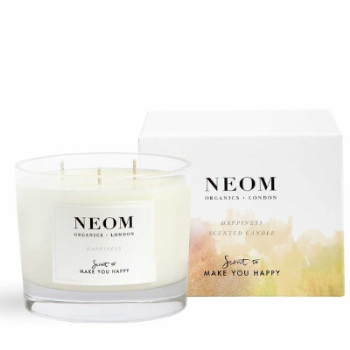 Scented Candle, Happiness, 3 Wick
