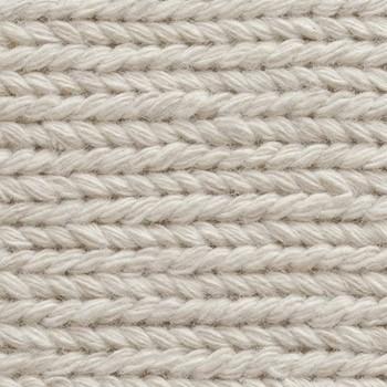 Tolsey Plaid rug, L300 x W200cm, off white