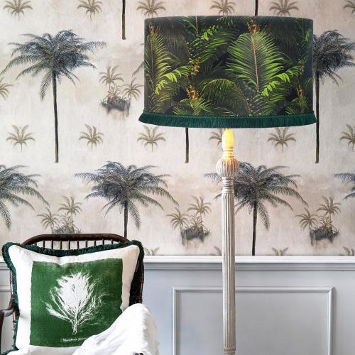Jardin Tropical Pendant Lamp, H30 x Dia55cm