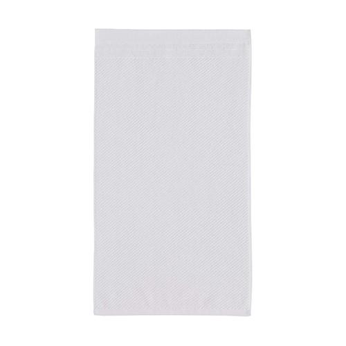 Ripple Bath Towel, L130 x W70cm, White