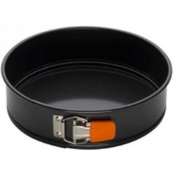 Bakeware Round springform cake tin, 24cm, Black