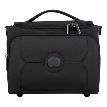 Mercure Tote beauty case, H23 x L28 x D23cm, black