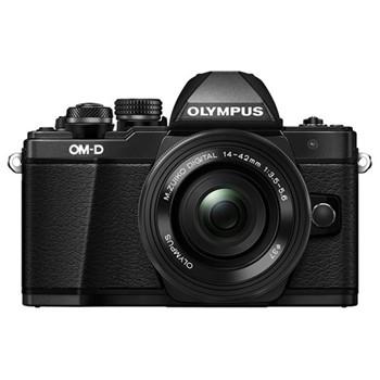 E-M10 Mark II Camera with 14-42mm lens, 16.1MP, black