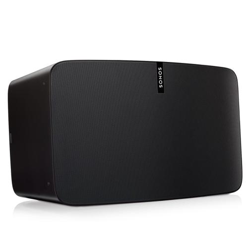 Play:5 Wireless speaker, Black