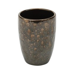 Ugo Tumbler, L7.5 x W14 x H10cm, vintage bronze