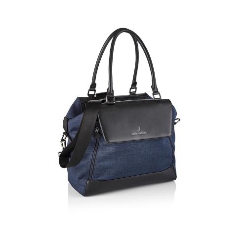 Jessie Changing bag, Insignia navy, H27 x W34 x L17cm, Blue