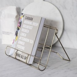Cook book holder H23.50 x W34 x D6.50cm
