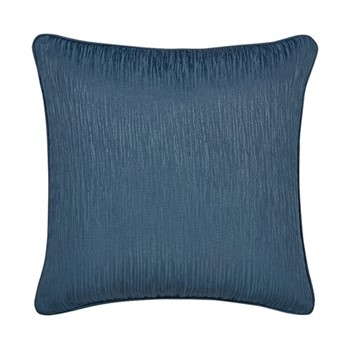 Barcelo Cushion, L45 x W45 x H10cm, prussian blue