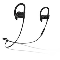 Powerbeats3 Wireless earphones, black