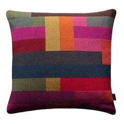 Assembly Extra large cushion, 65 x 65cm, multi-coloured