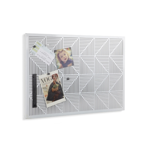Trigon Bulletboard, White