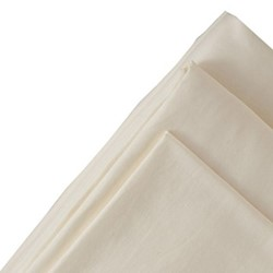 Pair of pillowcases, 50 x 75cm, oyster white