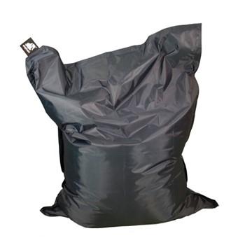 Jumbo Beanbag, 175 x 135cm, smoke grey