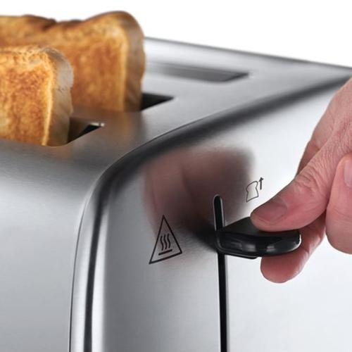 24094 Toaster, 4 slice, stainless steel