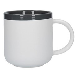 Barcelona Mug, 480ml, cool grey