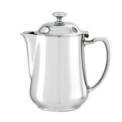 Elite Coffee pot, 90cl, Silver Plate