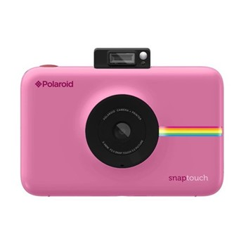 Snap Touch digital instant camera, pink