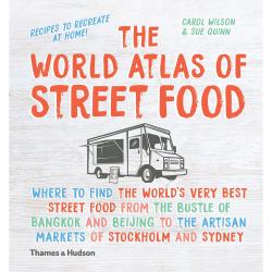 World Atlas of Street Food, 234 x 220mm