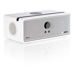 Dock E30 Wireless speaker, L29 x W15 x D10cm, white matte