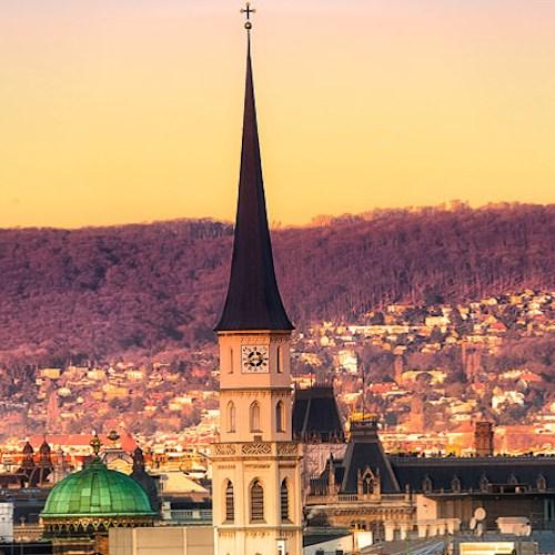 Operatic break for two in Vienna