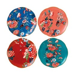 Set of 4 plates 20cm