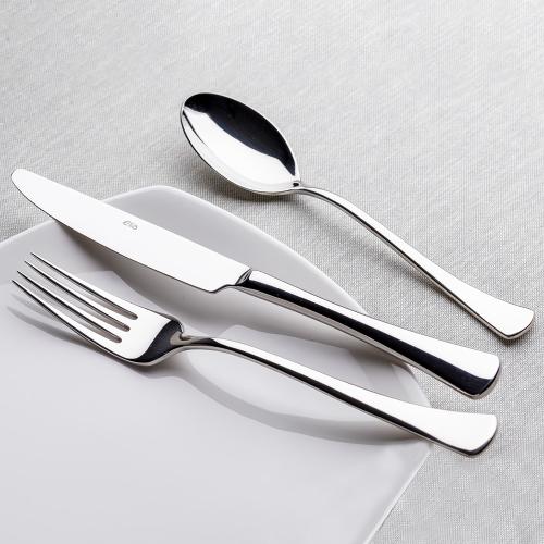 Aquila 16 piece cutlery set, Mirror Finish Polished