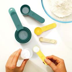 Nest Plus Measuring cups & spoons set, Opal