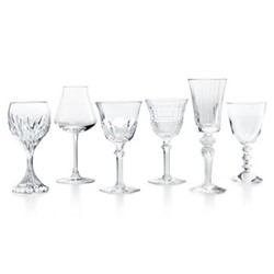 Coffret - Wine Therapy Set of 6 wine glasses, clear